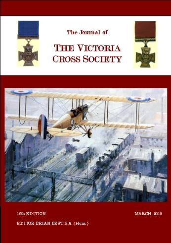 Journal of the Victoria Cross Society March 2010