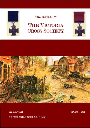 Victoria Cross Society Journal March 2005