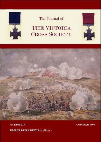 Victoria Cross Society Journal October 2005