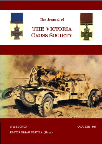 Journal of the Victoria Cross Society October 2010